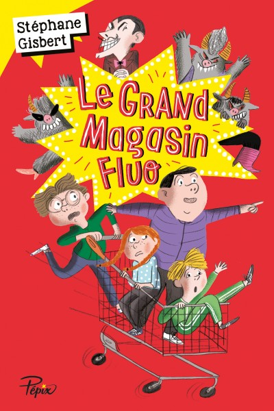 Le grand magasin fluo