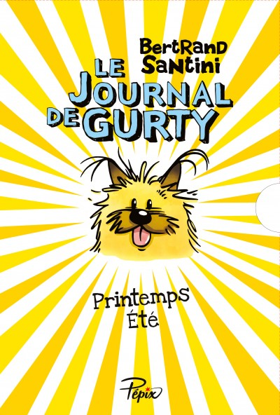 Le Journal de Gurty : Coffret Printemps Été (2 volumes)